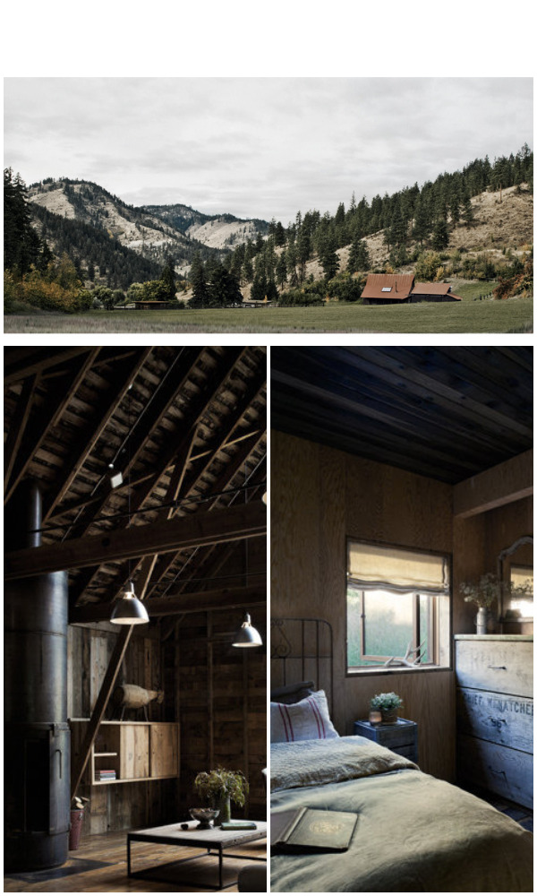 canyon barn renovation project by MWWorks