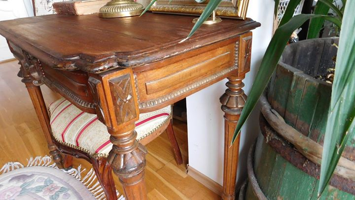Russian style 19th century table for sale