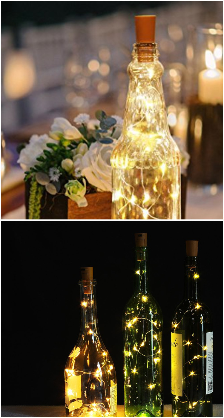 outdoor table party light