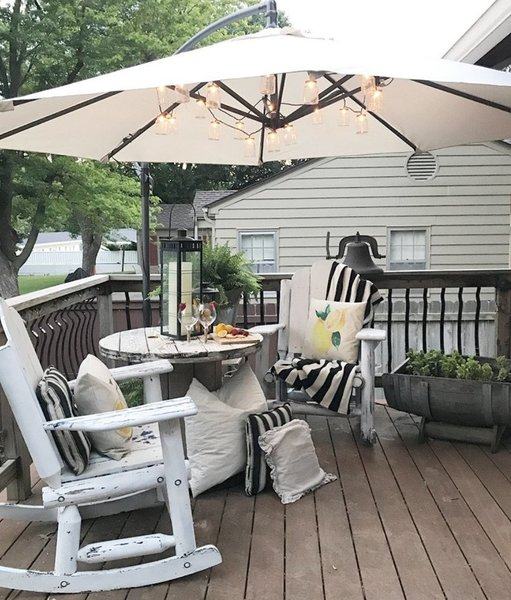 super cheap abba patio cantilever umbrella