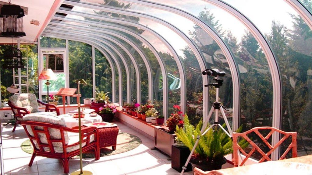 veranda winter garden