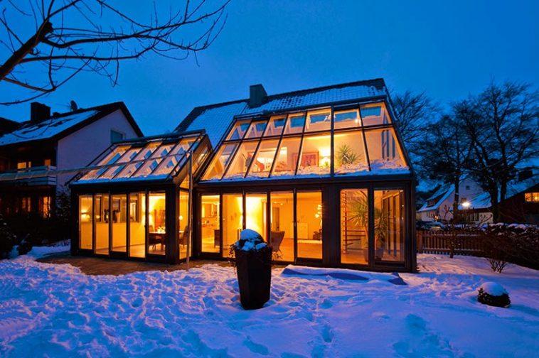 winter garden room
