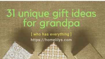 31 unique gift ideas for grandpa