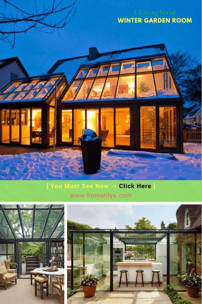 chicago winter garden room extension