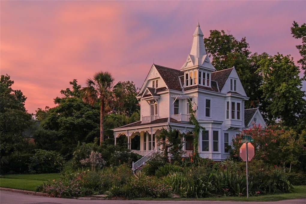 1892 Texas Victorian style home