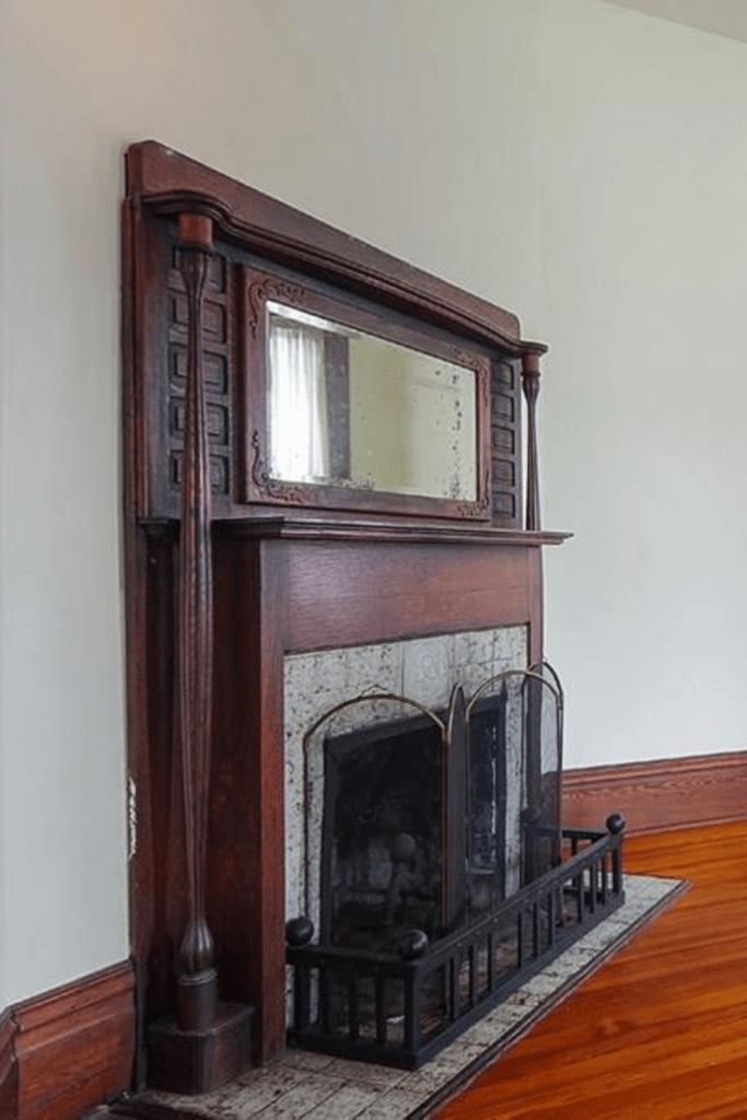 1892 Victorian style Chimney