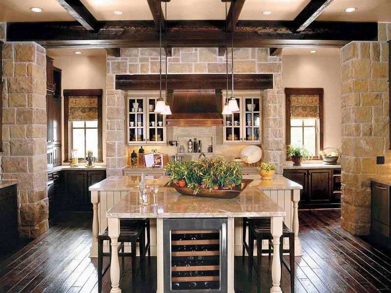 Rustic Texas home style