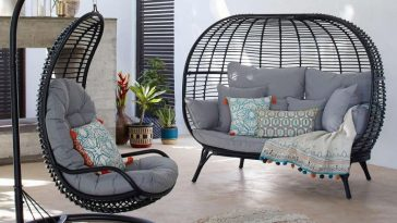 beautiful wicker furniture