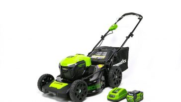 1302602 - Greenworks Lawn mower
