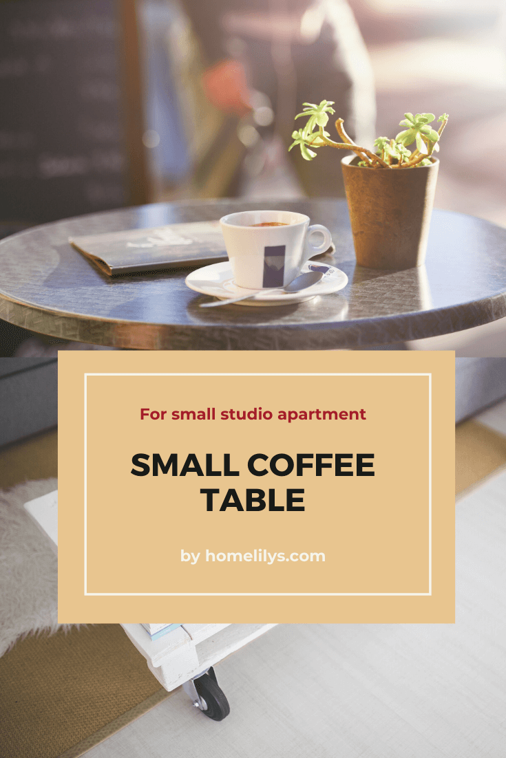 small coffee tables for studio